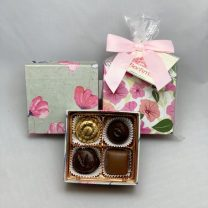 5 piece Floral Gift Box