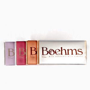 Boehm's Chocolate Bars