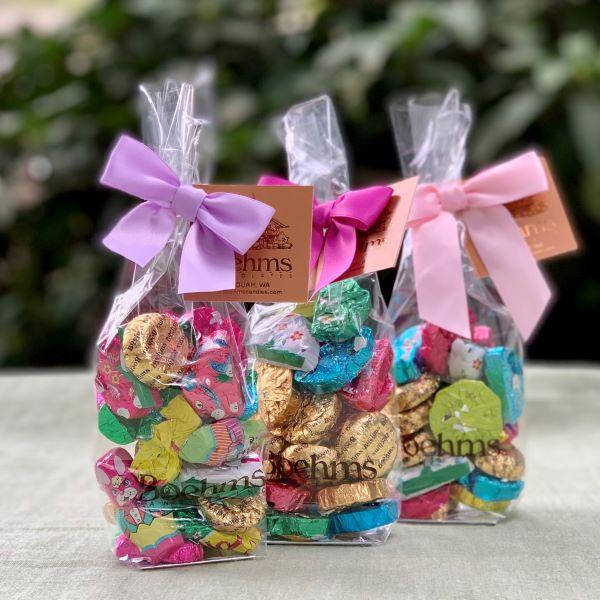 seasonal chocolates