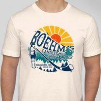 Boehm's T-Shirt Sunshine