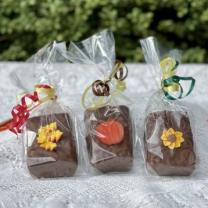 Chocolate Covered Rice Krispie Treat